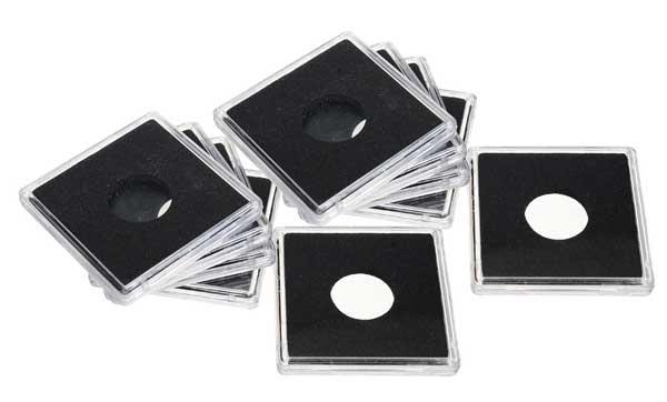 Квадратные капсулы для монет