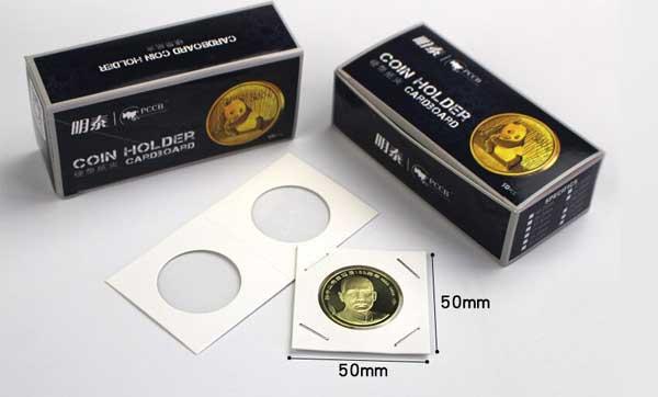 Холдеры для монет под скрепку