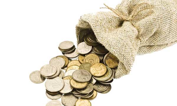 хранение монет в мешочках