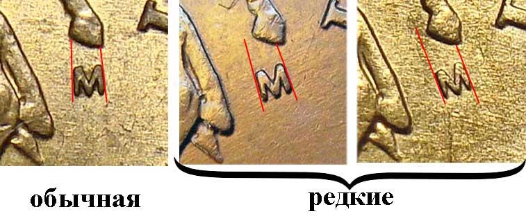 Редкая монета 50 копеек 2002 года М