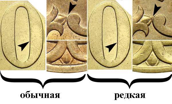 2003 50 копеек СП редкая